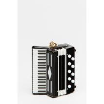 Harmonika alakú dísz