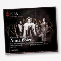 CD Gaetano Donizetti: Anna Bolena