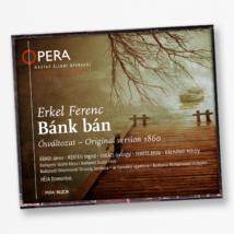 CD3 Erkel Ferenc: Bánk bán-ősváltozat