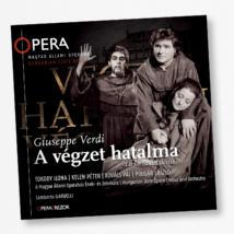 CD Giuseppe Verdi: A végzet hatalma