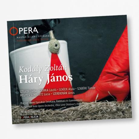Háry János CD